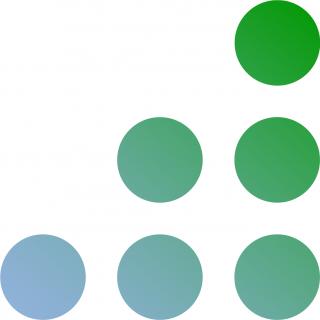 Dots-L-triangle 320x320px-WhiteBackground